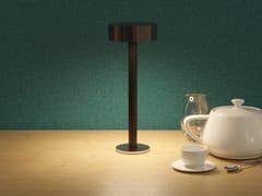 Lampada da tavolo a LED in alluminio senza filiLUCY - SECORA S.A.S. DI ROSSI ALBERTO & C.