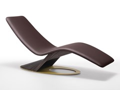Chaise longue in ecopelle LULLABY - NATISA