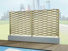 Recinzione in alluminioLUNA 400 RAPIDA - FILS