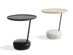 Tavolino rotondo in frassinoLUPINO - BONALDO