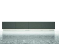 Banco reception per ufficio modulare con illuminazioneLUX 4 - BRALCO