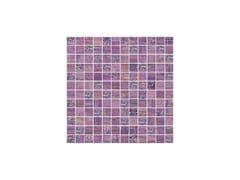 Mosaico in gres porcellanato LUX AMETISTA - Folli Follie