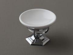 Portasapone da appoggio in ceramica LUX | Portasapone da appoggio - Lux