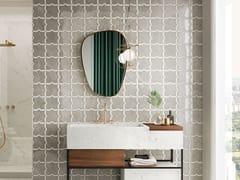 Pavimento/rivestimento in gres porcellanato effetto marmoLUX EXPERIENCE GRIGIO VERSILIA - ITALGRANITI
