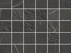 Impronta Ceramiche, LUX EXPERIENCE WALL PIETRA GREY | Mosaico  Mosaico