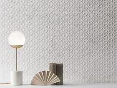 Rivestimento tridimensionale in ceramica a pasta bianca effetto marmoLUX EXPERIENCE WALL ROMBO STATUARIETTO | Rivestimento tridimensionale - ITALGRANITI