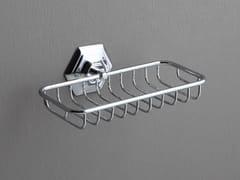 Portasapone a muro in ottone LUX | Portasapone in metallo - Lux