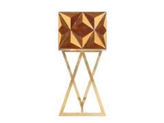 Mobile bar in legnoLUXOR - ANA ROQUE INTERIORS