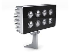 Proiettore per esterno a LED orientabile in alluminioLUXOR L2 - ADHARA