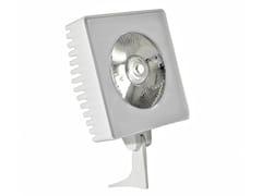 Proiettore per esterno a LED orientabile in alluminioLUXOR L3 ONE - ADHARA