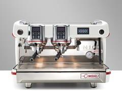 Macchina da caffè professionale in alluminio pressofusoM100 ATTIVA - GRUPPO CIMBALI
