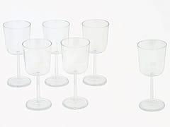 Bicchiere da vino in vetro M89 | Bicchiere da vino -