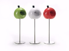 AMPLIFICATORE PASSIVO / DOCKING STATION IN CERAMICA MSOUND - STEM VERSION - LINKI