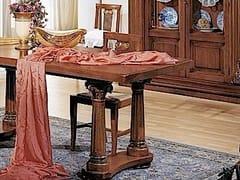 Sedia in legno massello con schienale apertoMACCHIAVELLI | Sedia - ARVESTYLE