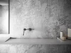 GLAMORA, MACRAMÉ Carta da parati effetto muro lavabile in GlamFusion™