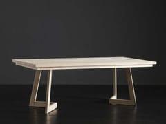 Tavolo da pranzo rettangolare in legno MADRID + SEVEN - ECOLAB 2