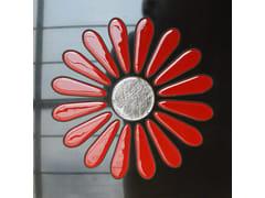 VETROVIVO, MAGGIE Rivestimento ultrasottile in vetro decorato