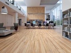 Pavimento in gres porcellanato effetto legnoMAGIS WOOD - RECER