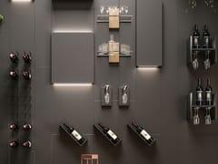 Portabottiglie da pareteMAGNETIKA WINE BAR - APP DESIGN