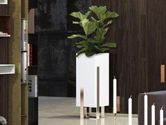 Vaso in Solid SurfaceMAGNIFICA | Vaso in Solid Surface - BOFFETTO