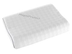 Guanciale sfoderabile traspirante in MemoformMAGNIPROTECT WAVE - MAGNIFLEX BY ALESSANDERX