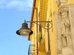 Lampione stradale da pareteMAIA | Lampione stradale da parete - NERI