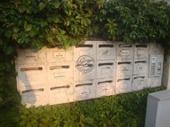 Cassetta postale per esterniCassetta postale 4 - GARDEN HOUSE LAZZERINI