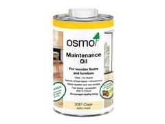 Osmo, MAINTENANCE OIL Protettivo per pavimento