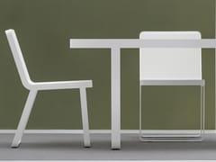 Sedia da giardino in alluminioMAKEMAKE | Sedia - TERRAFORMA