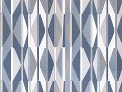 Carta da parati geometrica in tessuto non tessutoMALIBÚ - GANCEDO