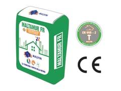 malvin, MALTAMUR CAM FR Malta idrofuga a base di calce naturale e cemento