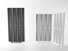 Divisorio ufficio freestanding in fibra sintetica in stile modernoMALVA - SYSTEMTRONIC