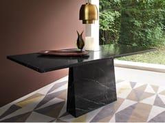 Tavolo rettangolare in marmoINCAS | Tavolo in marmo - AGAPECASA