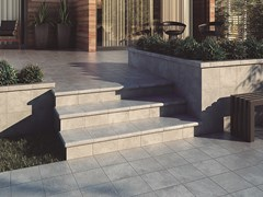 Pavimento/rivestimento in gres porcellanato effetto mattoneMANHATTAN - EXAGRES