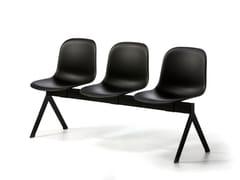 Seduta su barra in polipropilene MÁNI PLASTIC BE | Seduta su barra - Máni Plastic