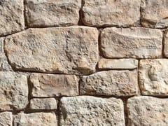 Rivestimento di facciata in pietra artificialeMANIERO P42 - GEOPIETRA®
