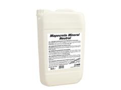MAPEI, MAPECRETE MINERAL NEUTRAL Trattamento mineralizzante per pavimentazioni in cls
