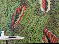 Carta da parati panoramica in tessuto non tessuto con motivi florealiMAQUIS - ÉLITIS