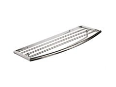 Porta asciugamani / mensola bagno in ottone cromatoMAR 755110002 - POMD'OR