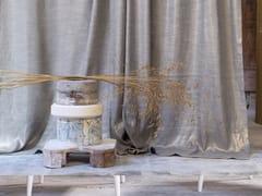 Tessuto a tinta unita lavabile in linoMARAMA - ÉLITIS
