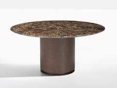Tavolo rotondo in marmo OTAB | Tavolo in marmo - Otab