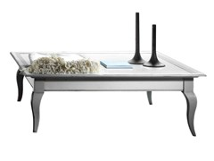 Tavolino quadrato in legnoMARGOT - FABER MOBILI