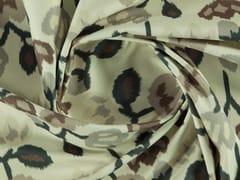 Tessuto lavabile stampato in cotone con motivi florealiMARINO - MORE FABRICS