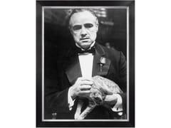 Stampa fotograficaMARLON BRANDO CAT - MONDIART INTERNATIONAL