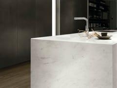 Pavimento in gres porcellanato effetto marmo MARMI CENTO2CENTO - BIANCO CARRARA - MARMI CENTO2CENTO