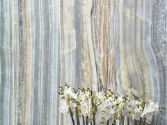 Pavimento in gres porcellanato effetto marmo MARMI CENTO2CENTO - GREY ONYX VEIN CUT - MARMI CENTO2CENTO
