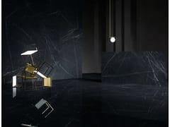 Pavimento in gres porcellanato effetto marmo MARMI CENTO2CENTO - NERO MARQUINIA - MARMI CENTO2CENTO