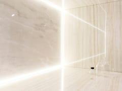 Pavimento in gres porcellanato effetto marmo MARMI CENTO2CENTO - ONICE IVORY - MARMI CENTO2CENTO