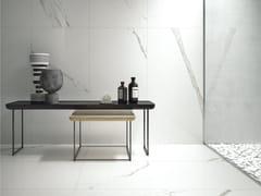 Pavimento/rivestimento in gres porcellanato effetto marmo MARMI CLASSICI - STATUARIO CLASSICO - MARMI CLASSICI