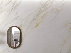 Impronta Ceramiche, MARMI DI IMPRONTA CALACATTA ORO Pavimento/rivestimento in gres porcellanato effetto marmo